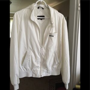 Members Only White Jacket